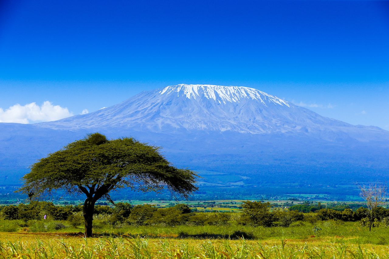 Kilimanjaro may get cable cars