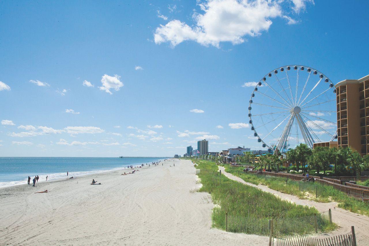 Visit Myrtle Beach this summer