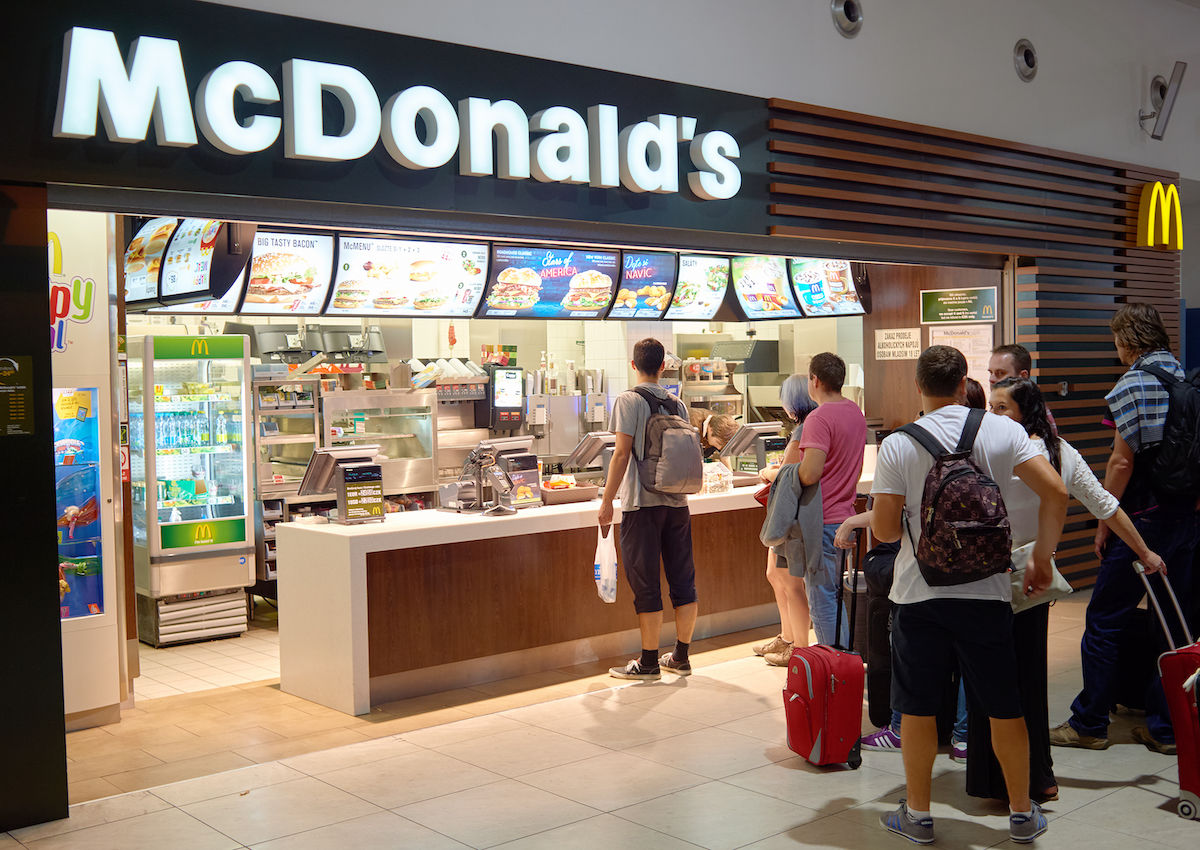 McDonald's in Austria will now operate a US embassy hotline for Americans abroad