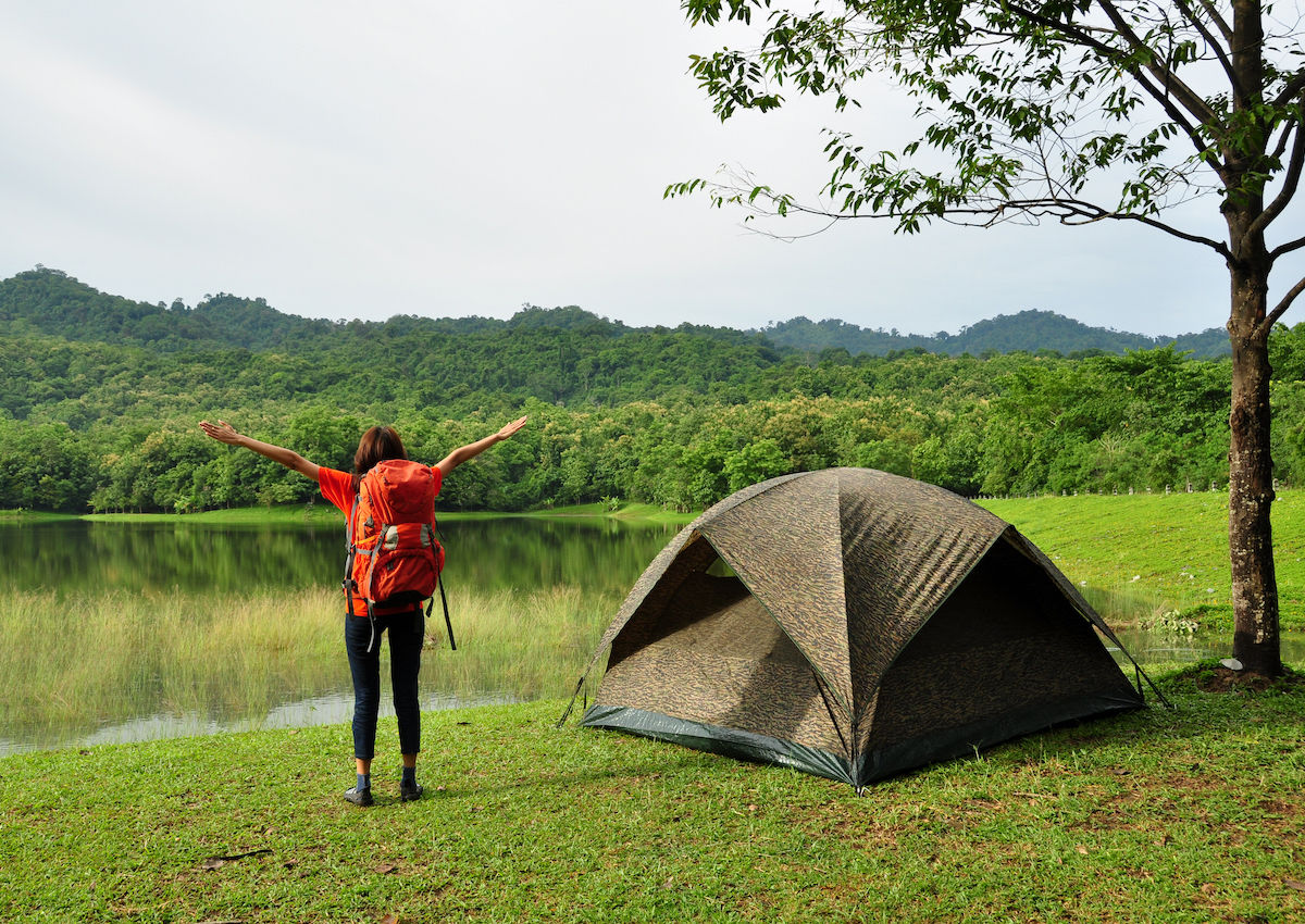 This new app lets you book your summer campsite in advance