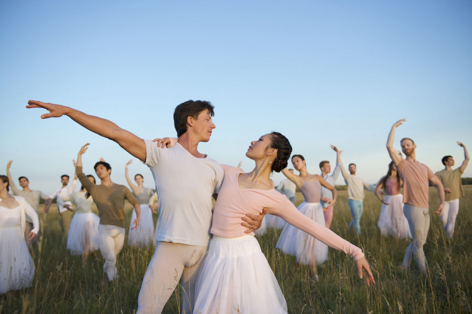 Photo by David Cooper Royal Winnipeg Ballet 0561