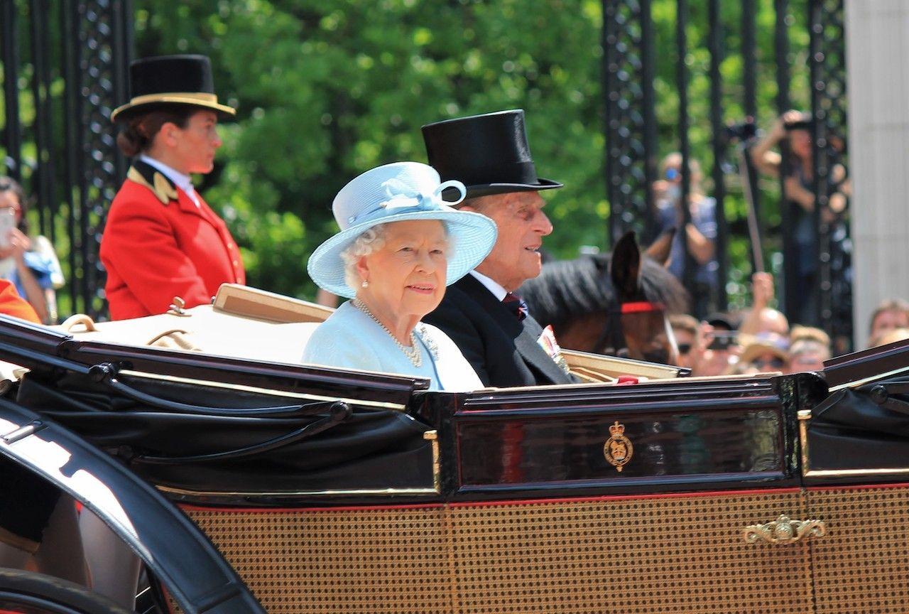 Queen of England social media job