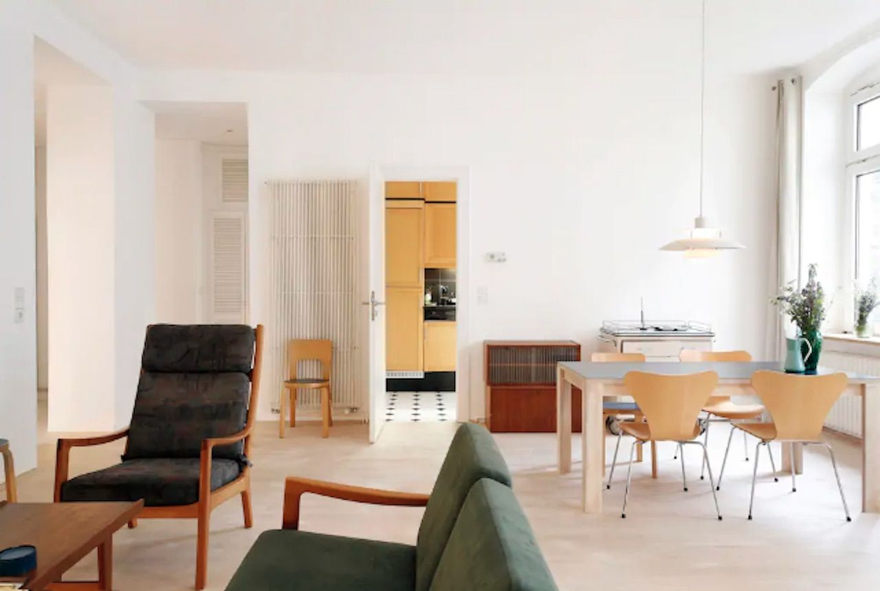 Quiet appartment in Kreuzberg Airbnb Berlin
