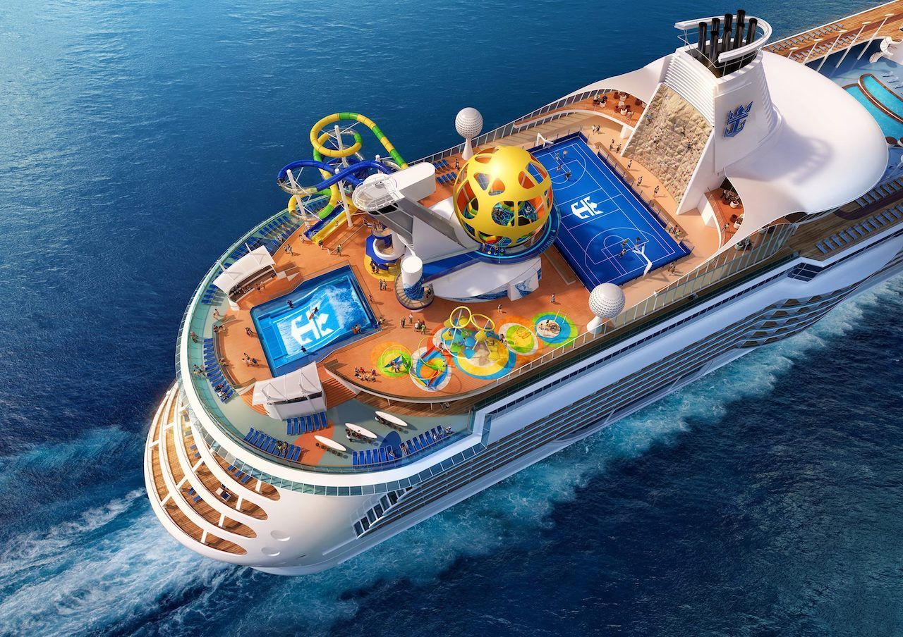 Royal Caribbean International ship