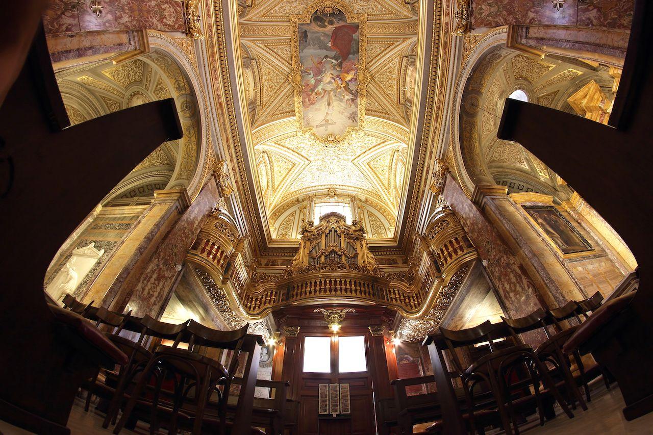 Sant'Antonio dei Portoghesi Great Symphonic Organ