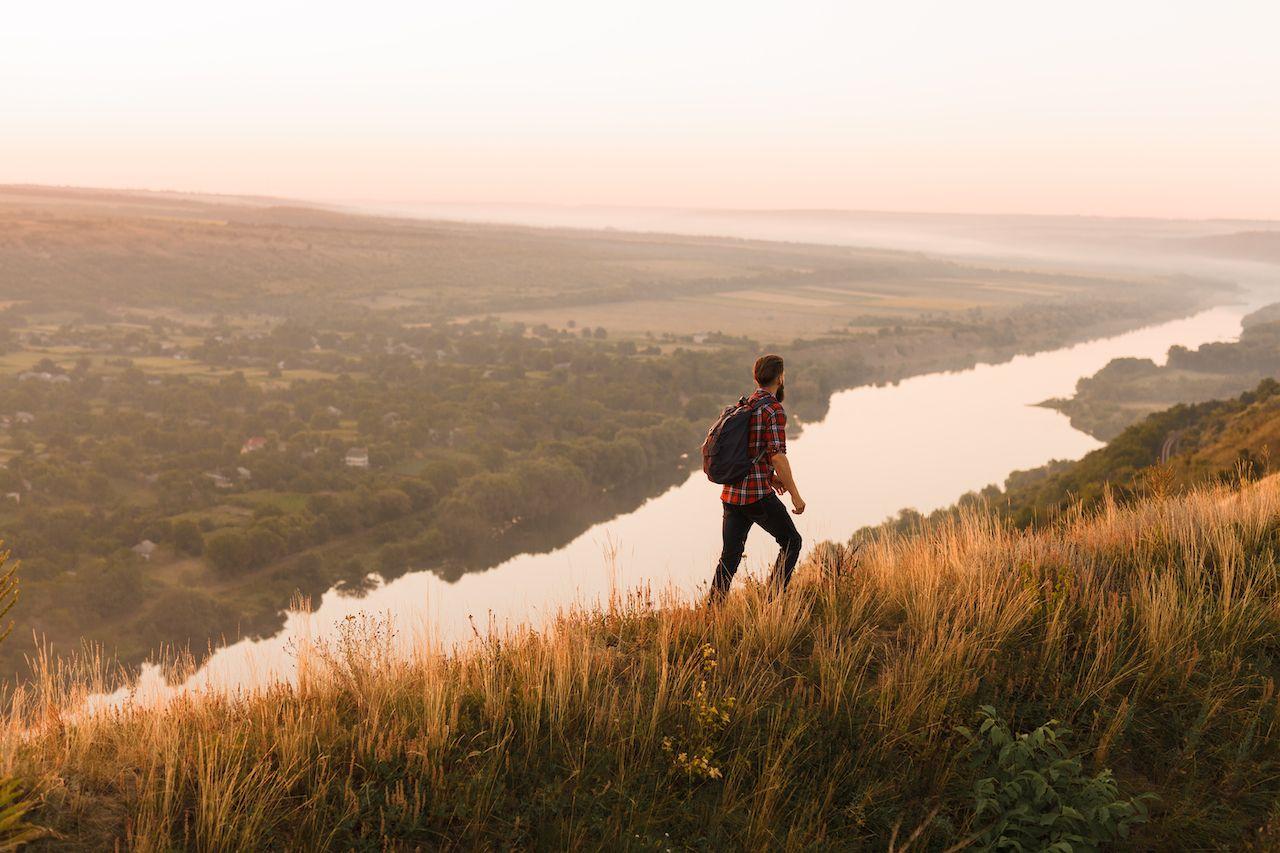 Benefits of hiking