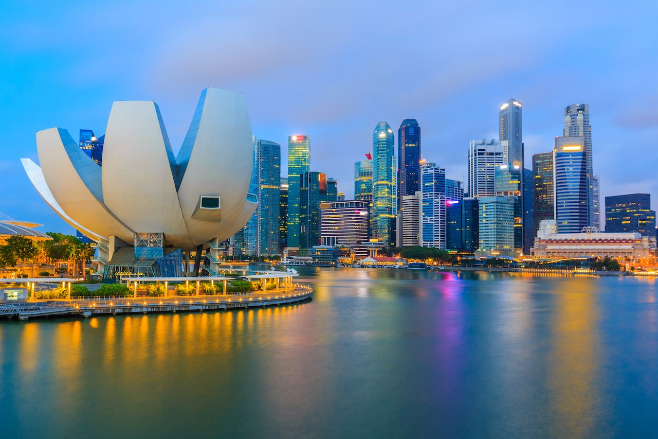Singapore may build raft housing
