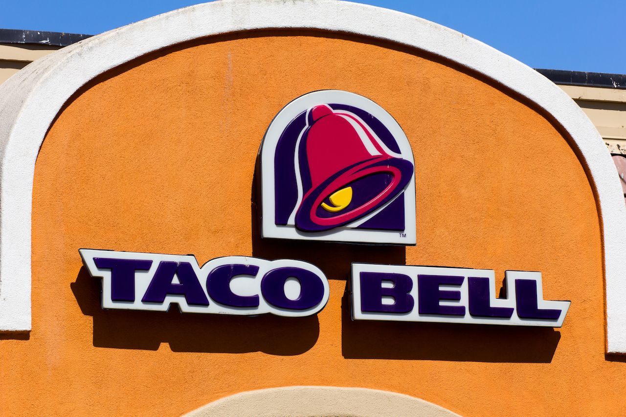 Taco Bell hotel opening
