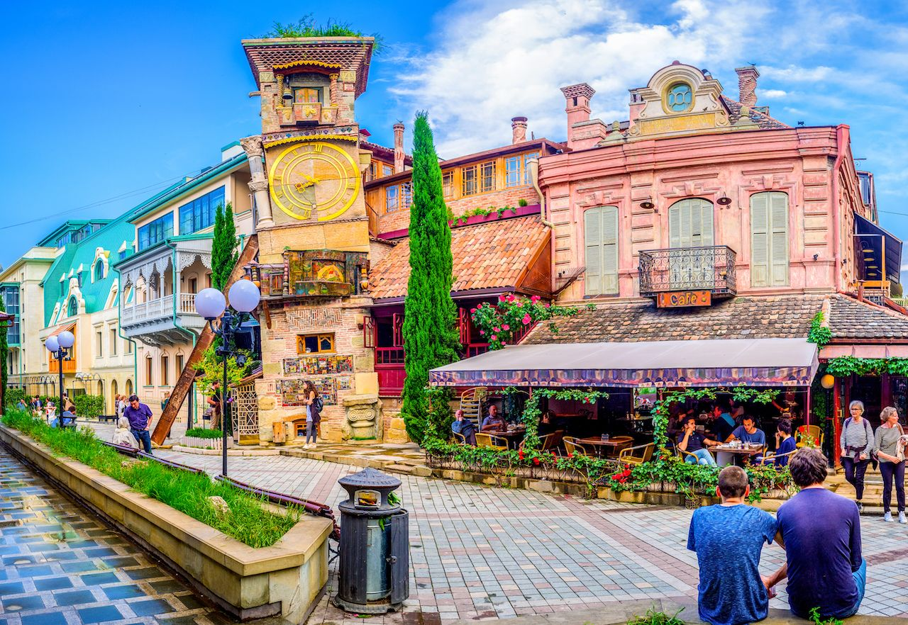 Reasons to visit Tbilisi, Georgia