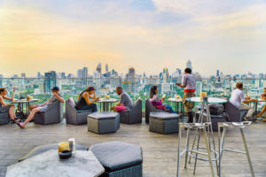 Best rooftop bars in America