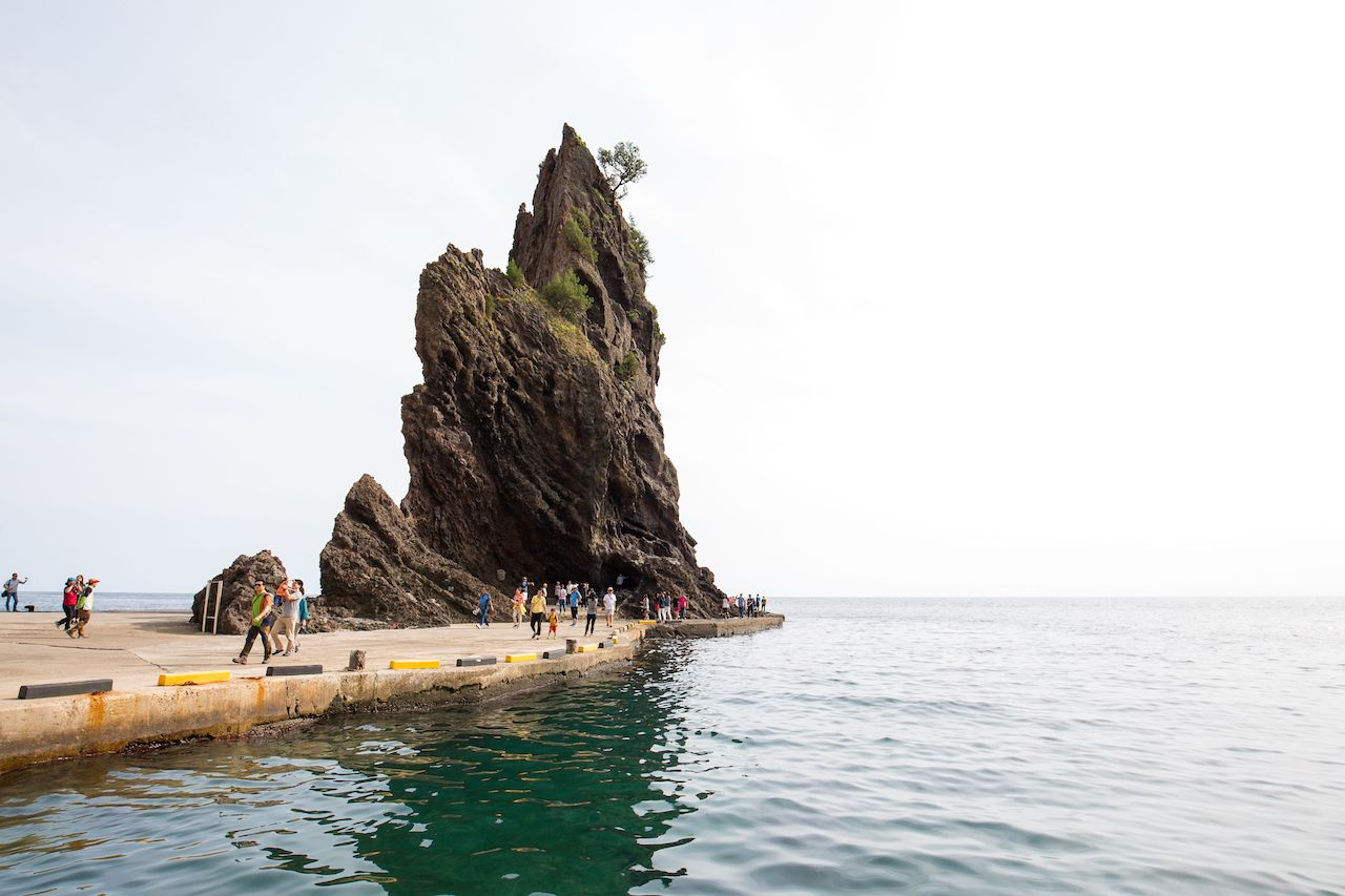 Ulleungdo Island, South Korea