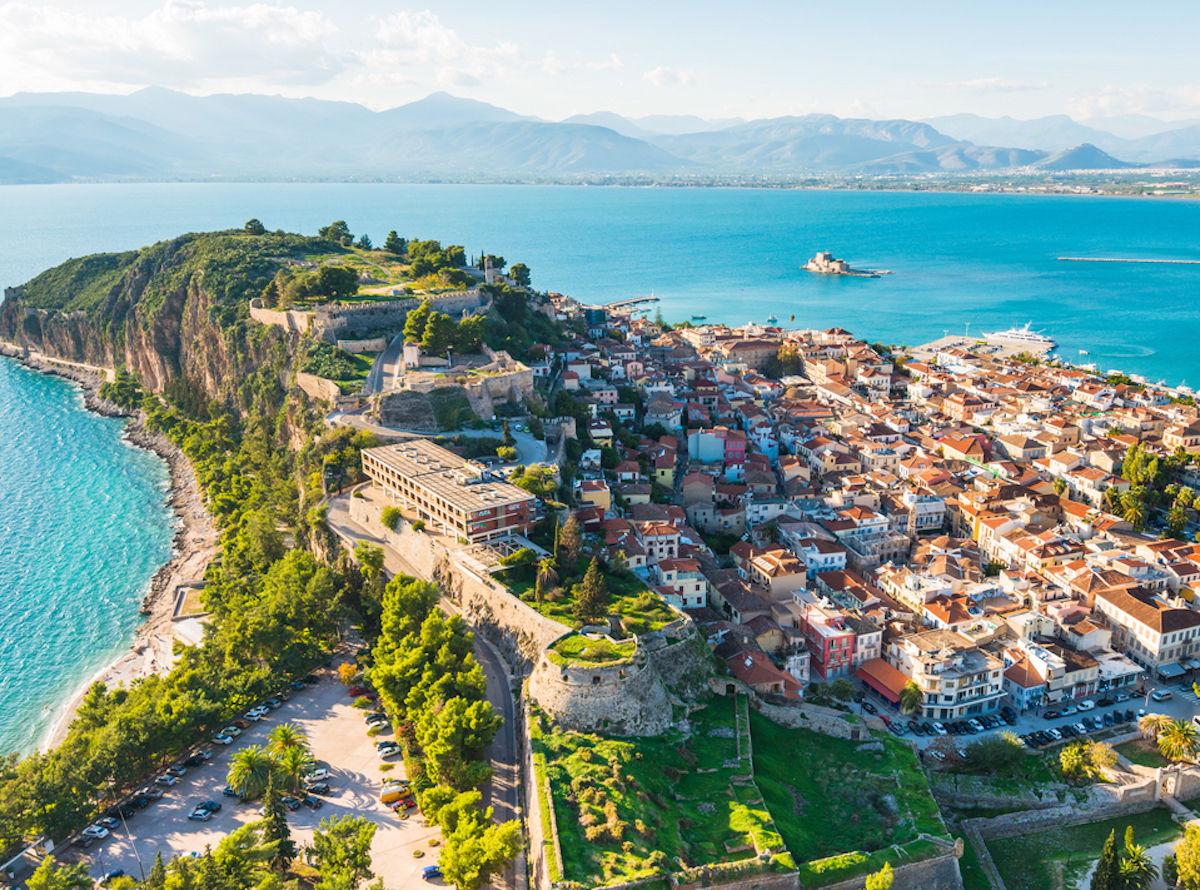 The Peloponnese belongs on your must-visit list in Greece