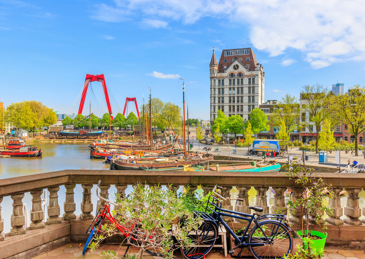 Why you shouldn't leave the Netherlands without a day trip to Rotterdam
