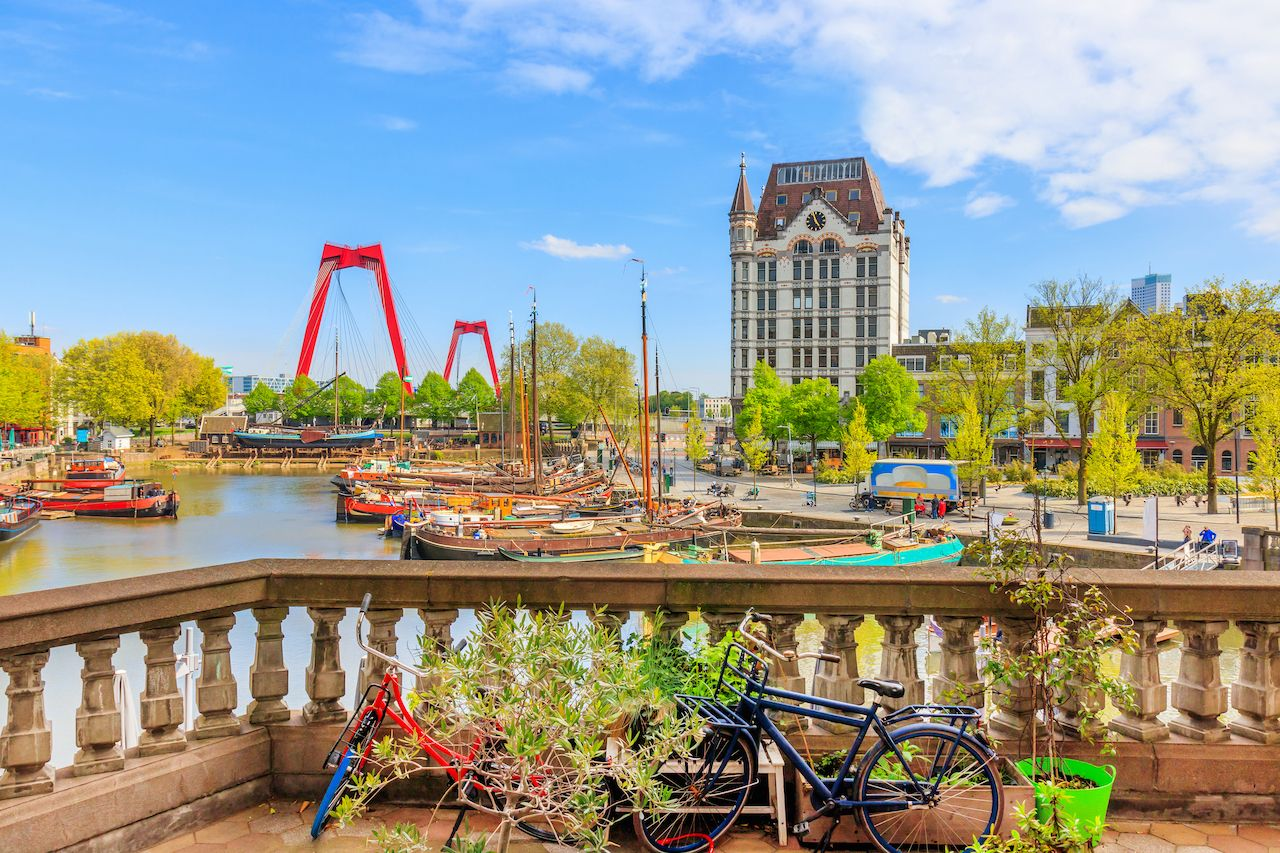 What to see and do in Rotterdam