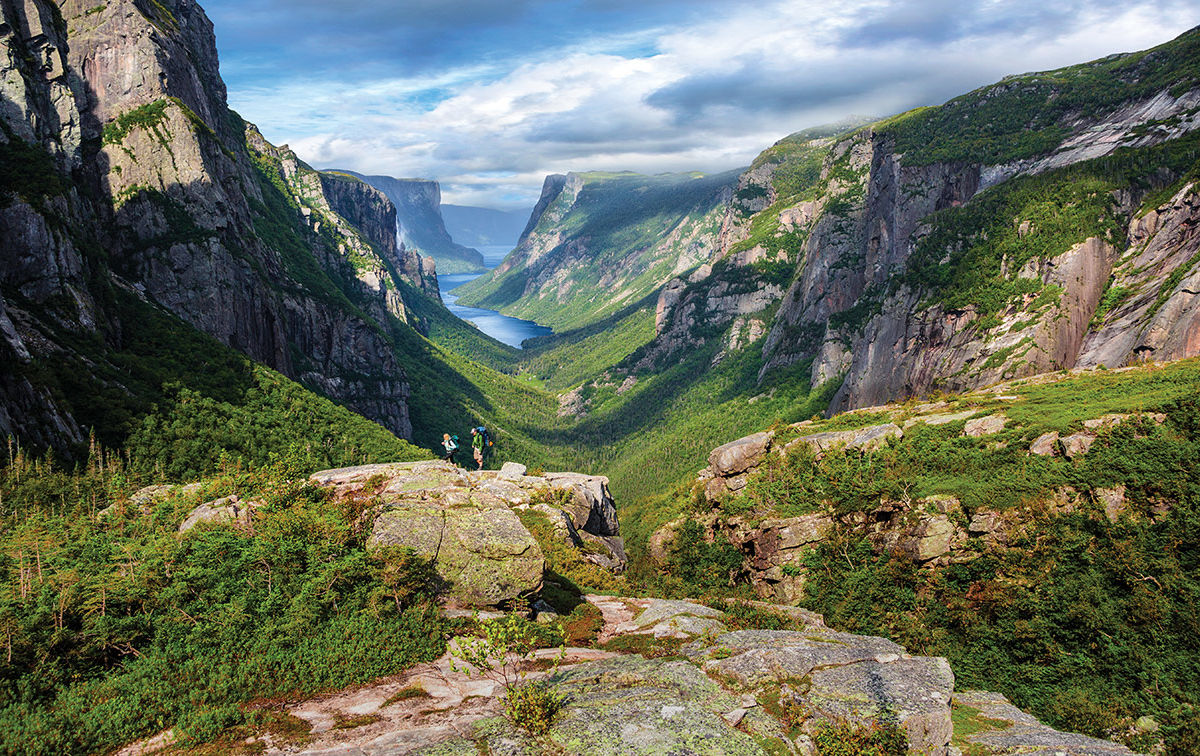 Hiker's guide to Gros Morne National Park, Newfoundland
