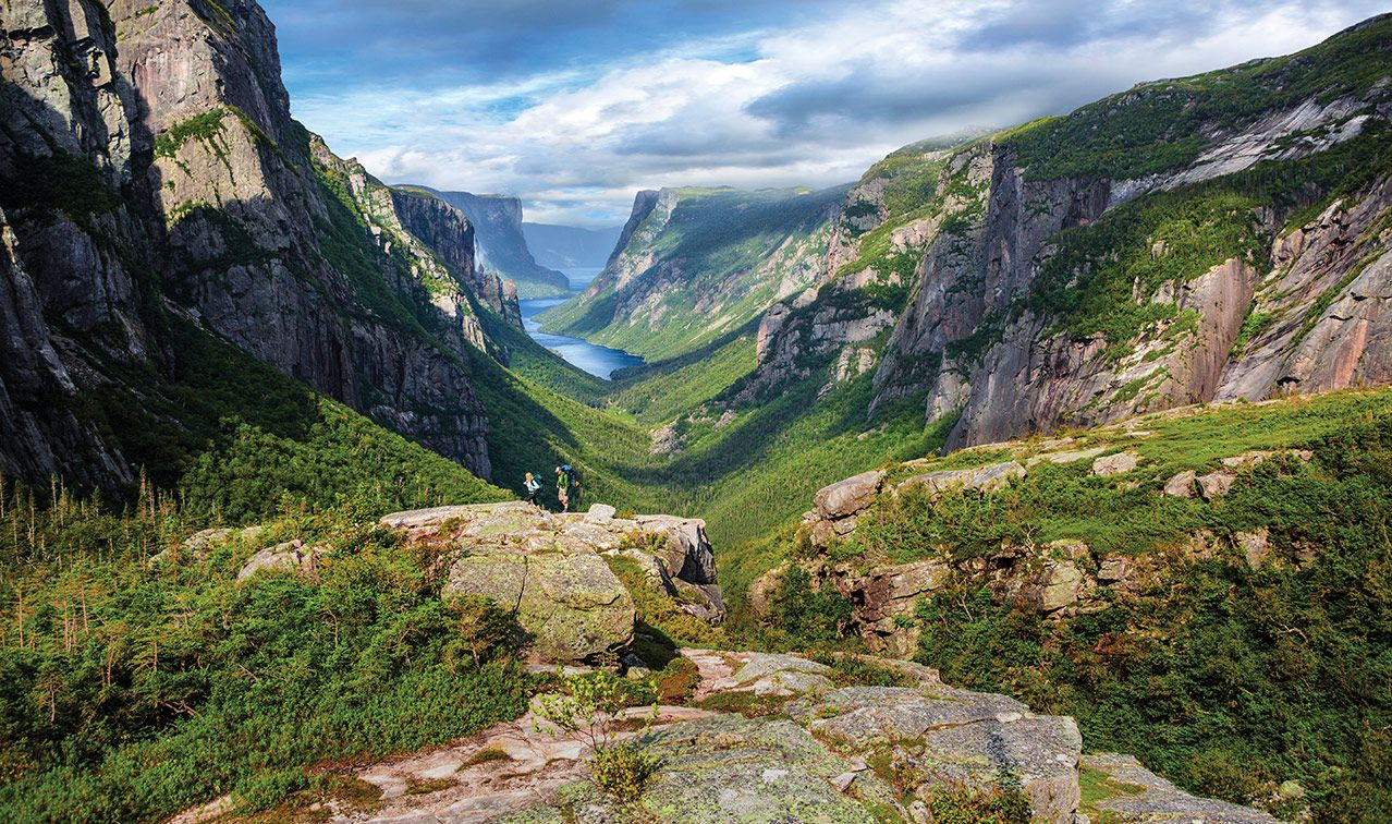 Hiker s guide to Gros Morne NP