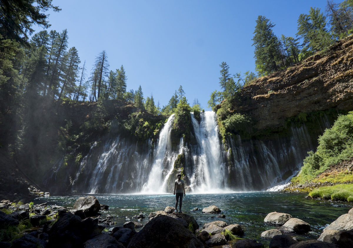 Even after the fires, Redding is California's last great undiscovered outdoors destination
