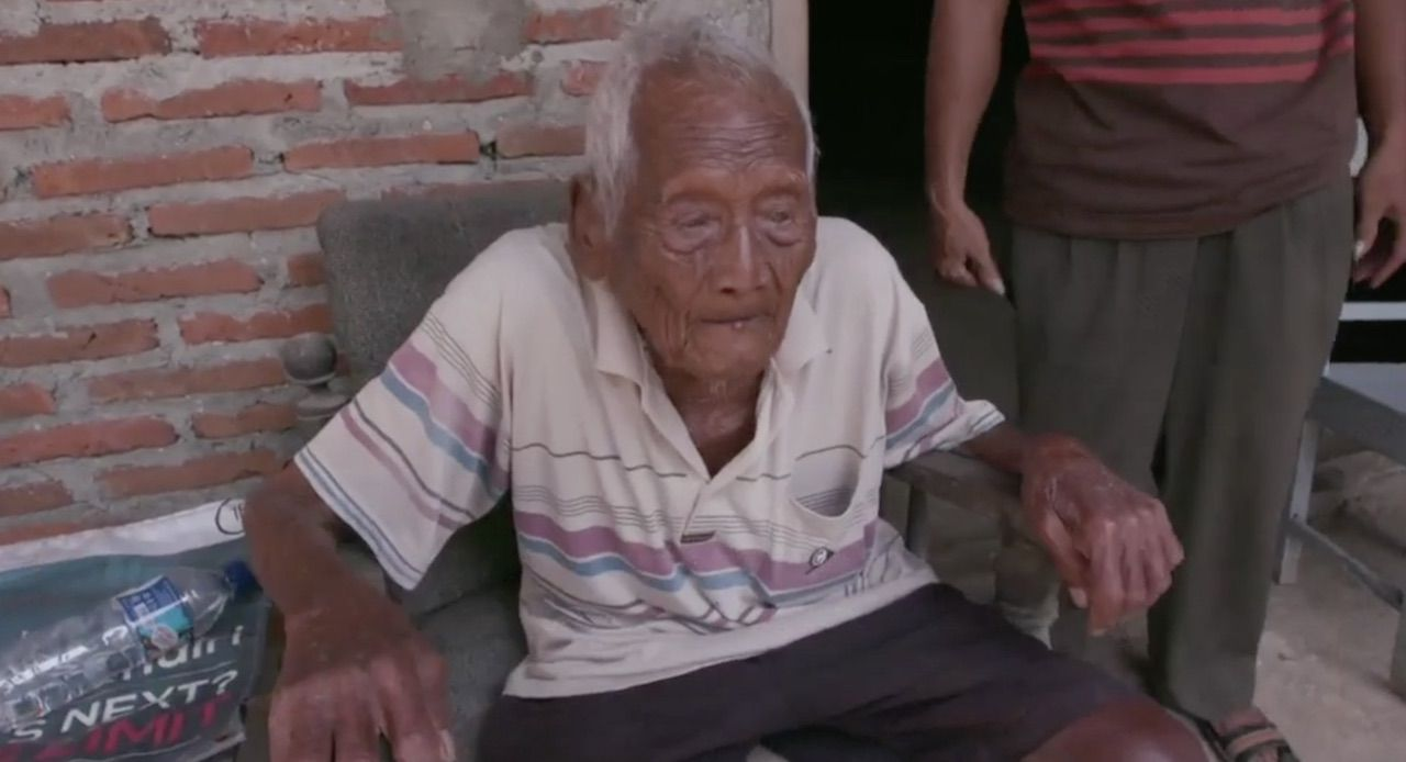 The world's oldest human just died
