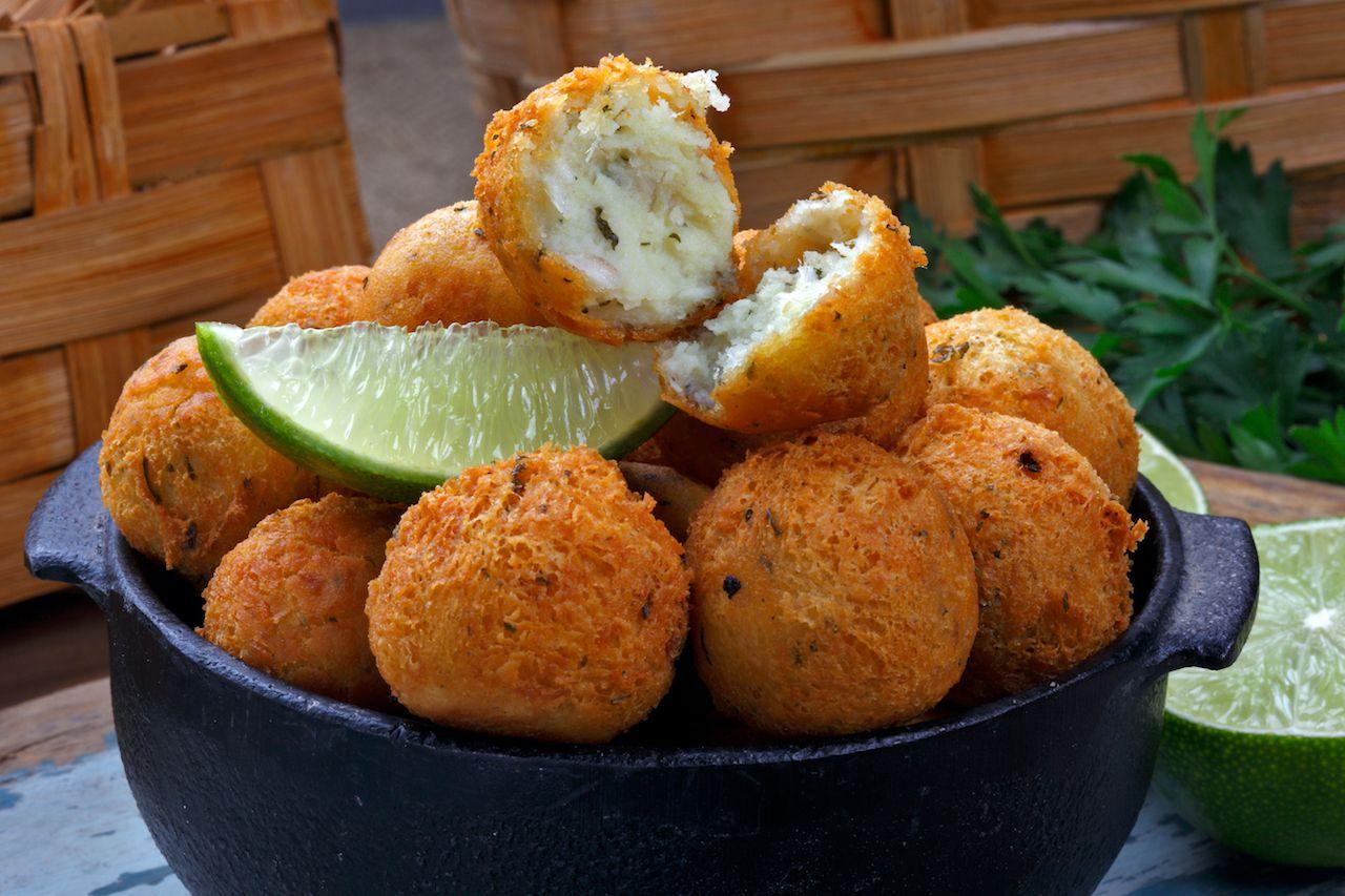 salt cod croquettes