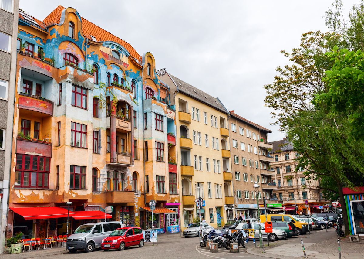Why you need to hang out in Berlin's Kreuzberg neighborhood