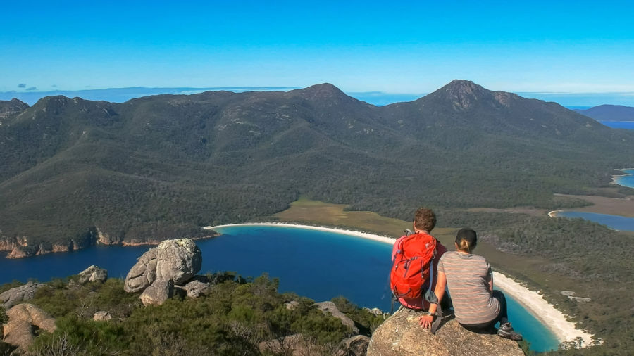 You need to hike in Tasmania, the least visited place in Australia