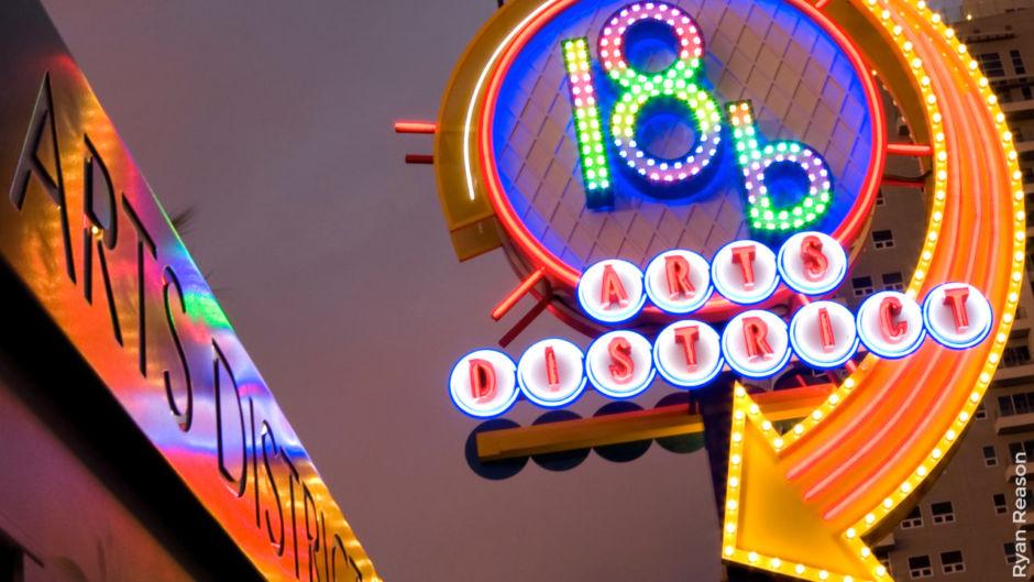 Las Vegas - 18b Arts District