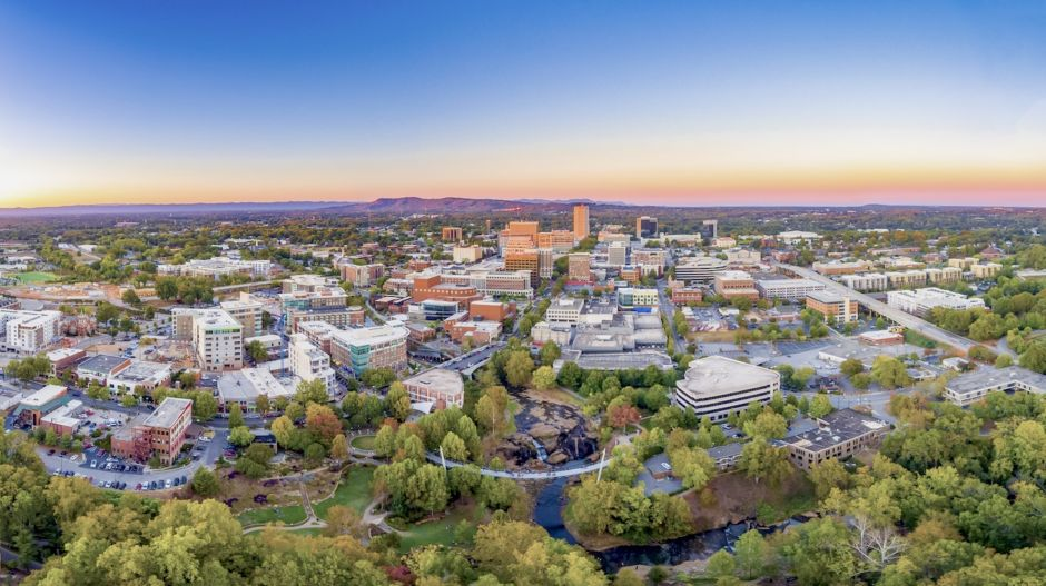 Why does everyone love Greenville, SC? I visited to find out