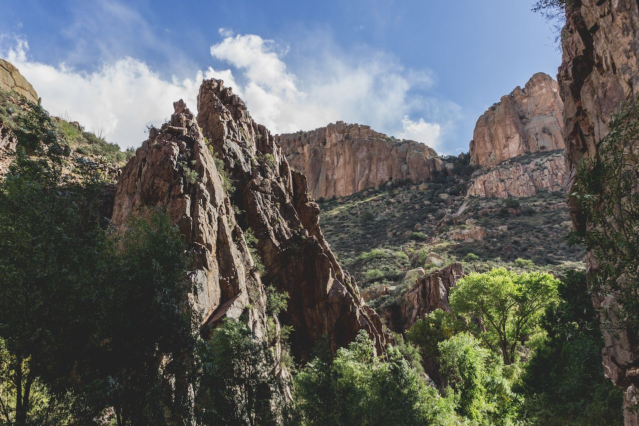 Aravaipa Canyon Wilderness