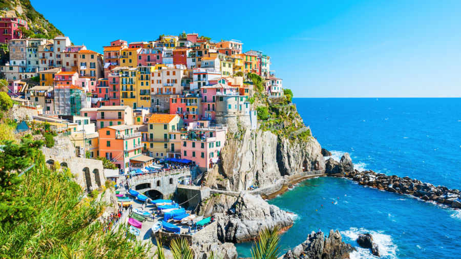 Popular Cinque Terre Lovers' Lane hiking trail to finally reopen after 2012 closure