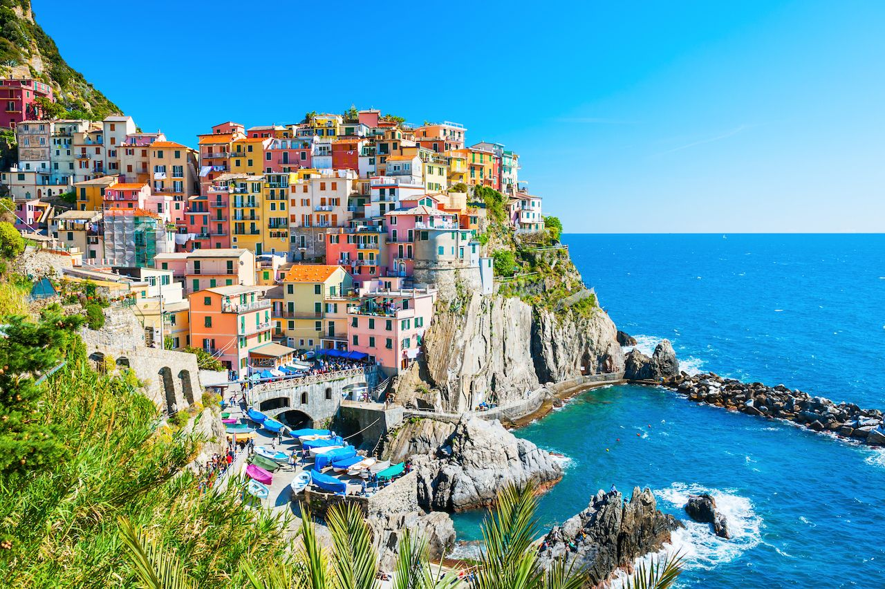 Cinque Terre hiking trail reopening