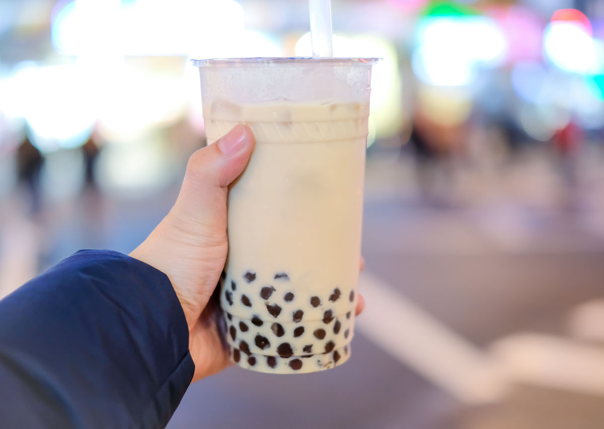 Doctors discover over 100 boba tea balls in teenager's stomach