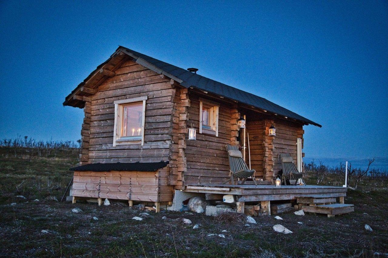 Cabin in Nuorgam, Finland