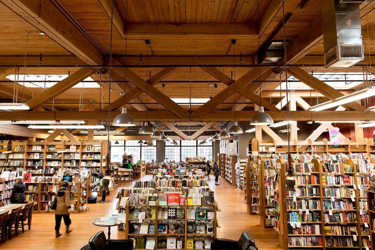 Elliott Bay Book Company in Seattle