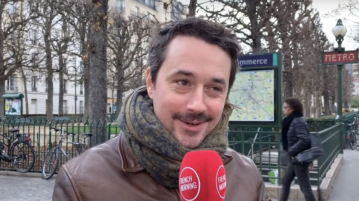Watch these Parisians attempt to pronounce tough English words
