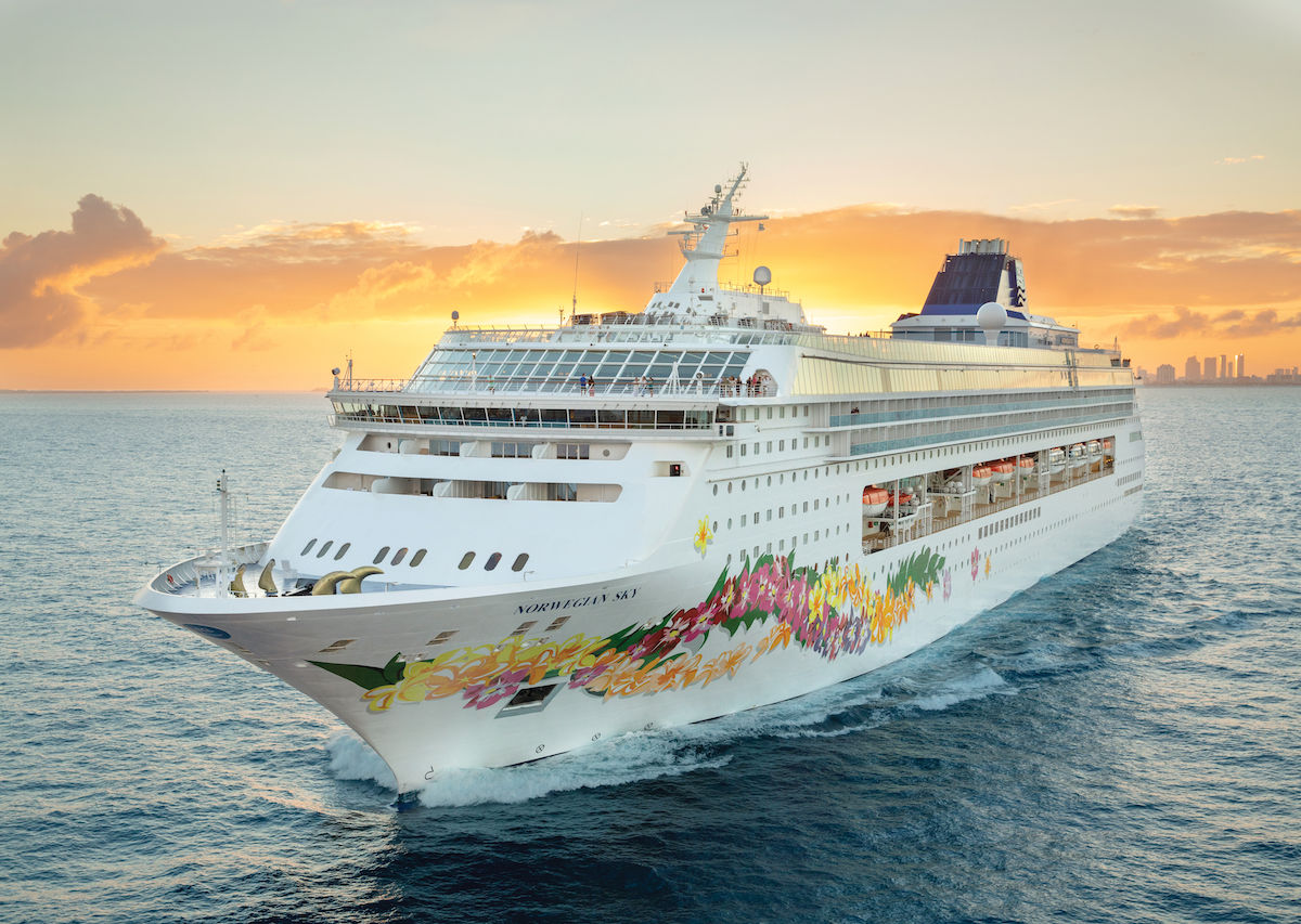 Norwegian Cruise Line is giving away free cruises all summer