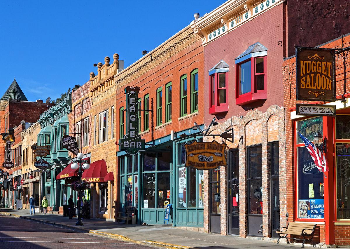 Deadwood (South Dakota)