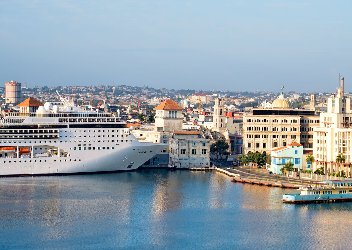 Trump S Cruise Ship Ban Will Make Traveling To Cuba Much Harder