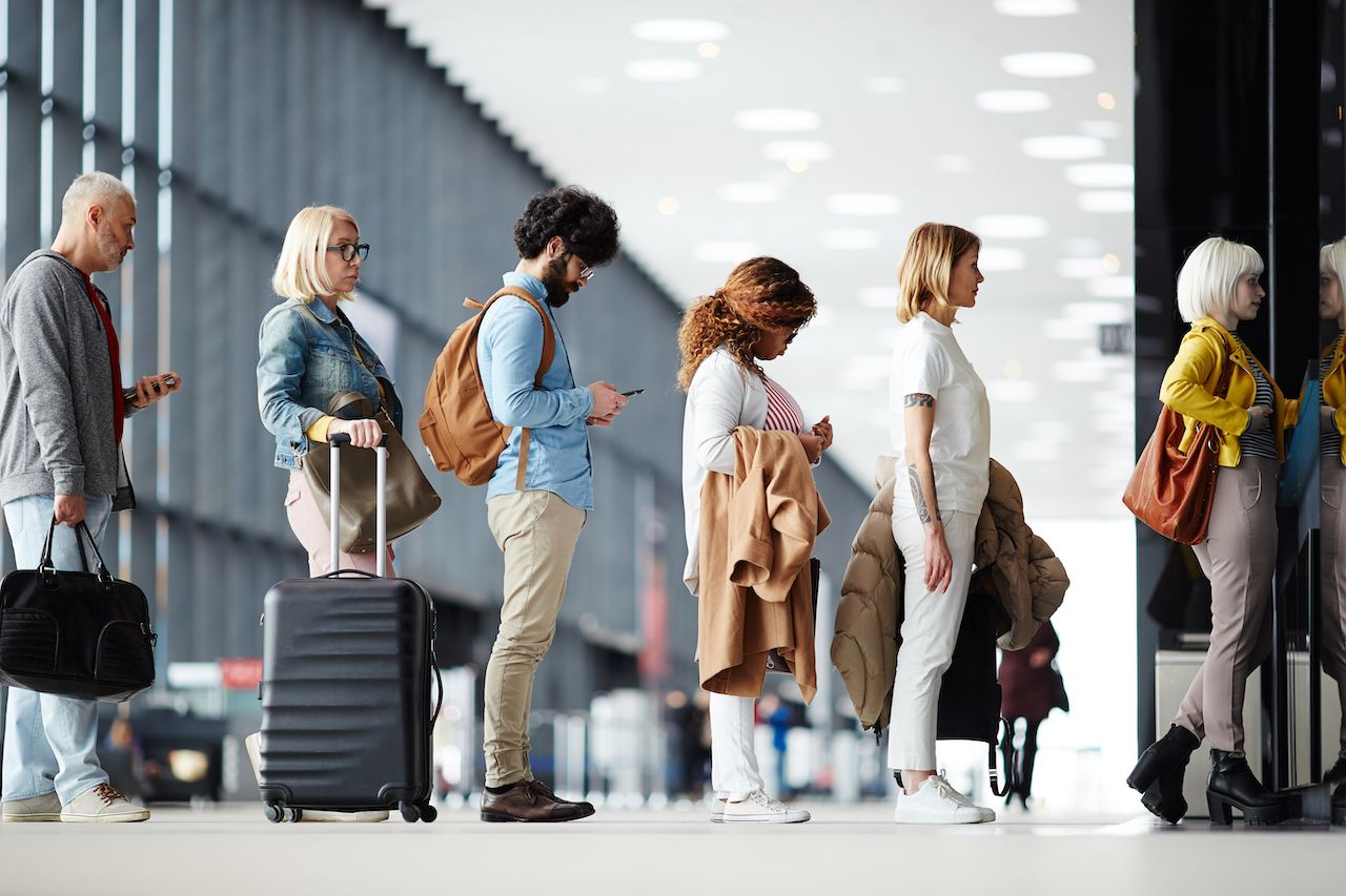 Cheap flights can make up for a lot of aggravation, apparently.. The post Airline satisfaction is up again. Dear god, how? appeared first on Matador Network..