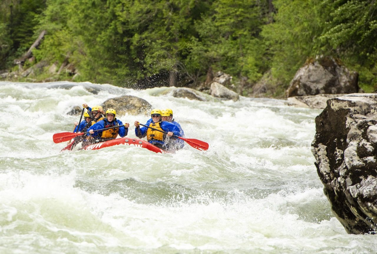 Summer adventure in Idaho: A statewide guide