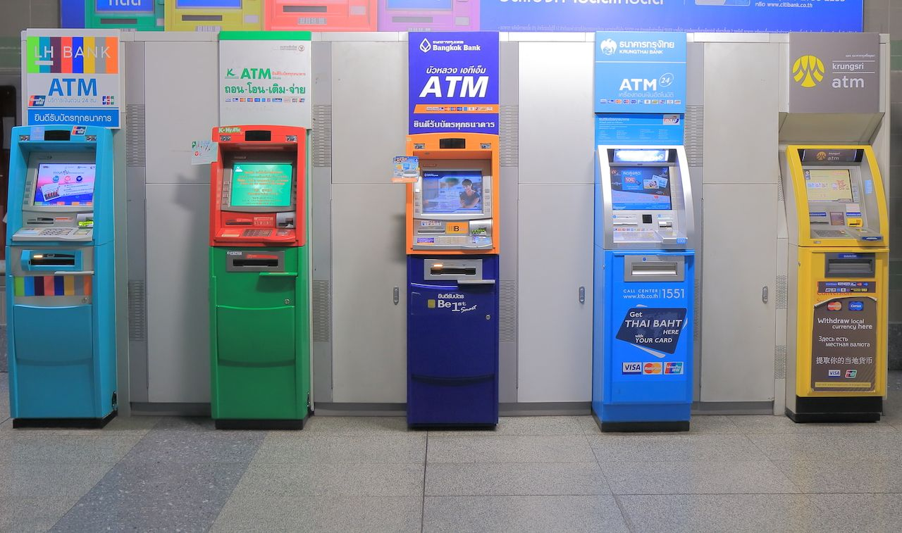 Image result for atm