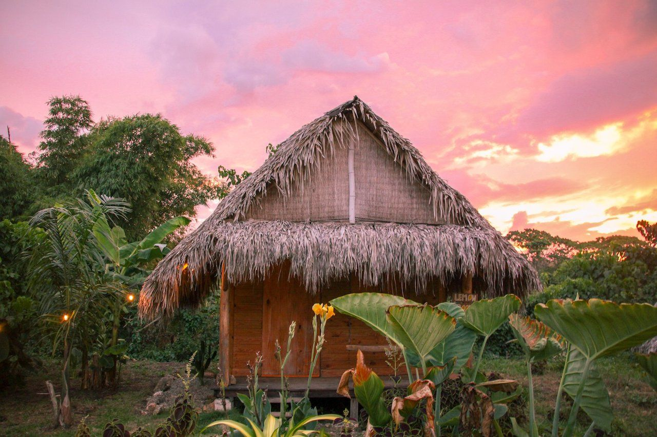 Samana Ecolodge in the Dominican Republic