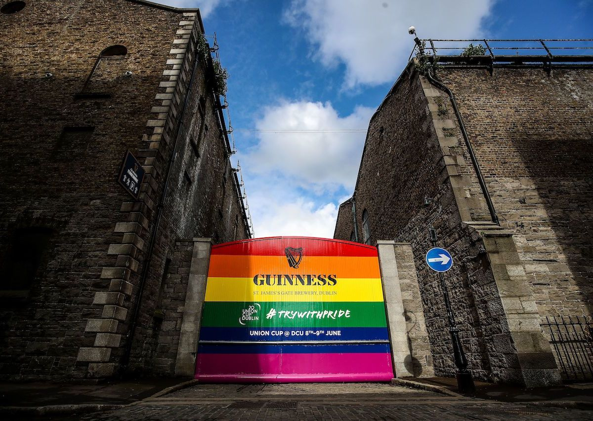 These landmarks around the world are celebrating Pride Month in style