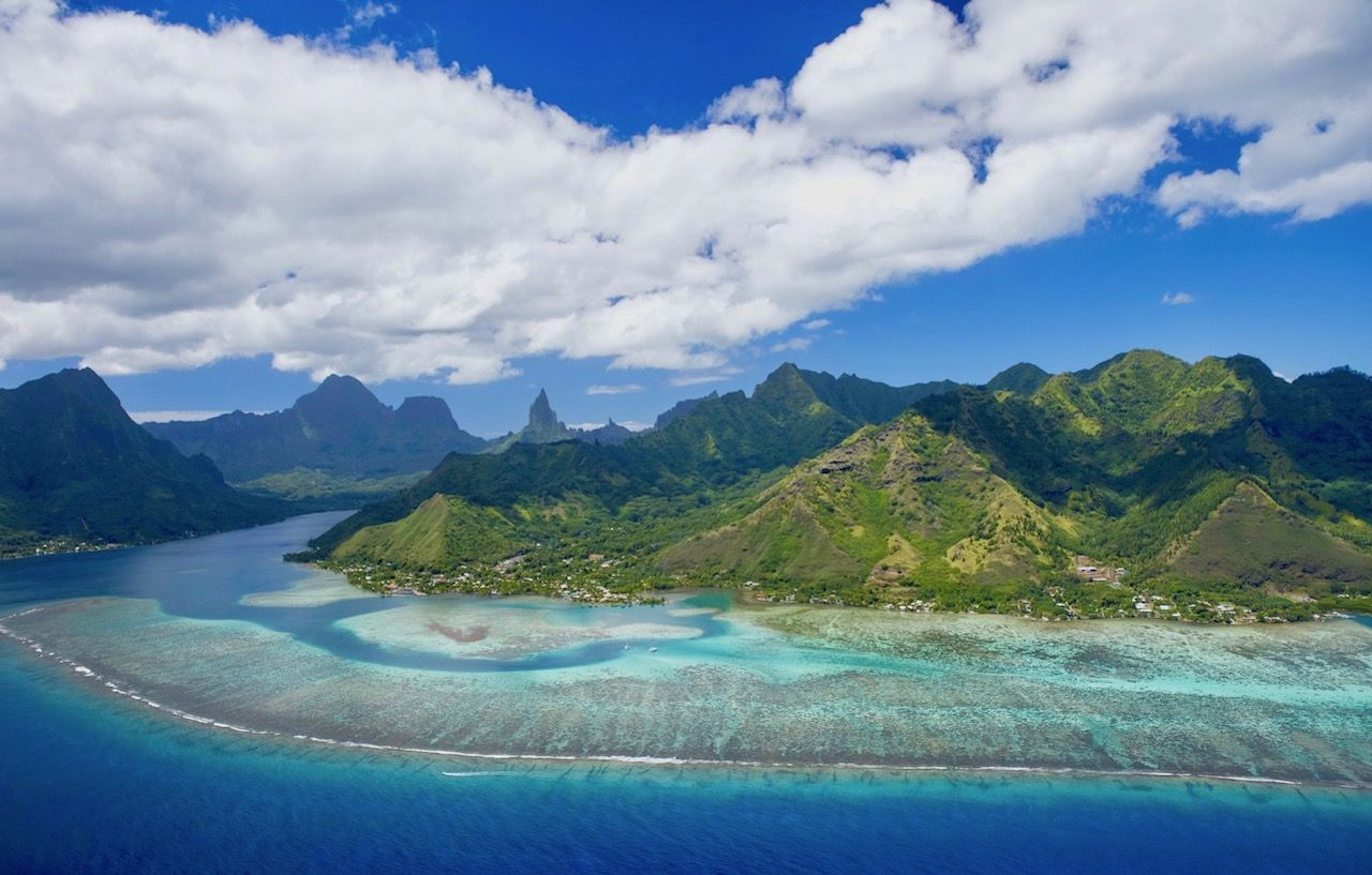 The Best Things To Do In Moorea Tahiti In French Polynesia
