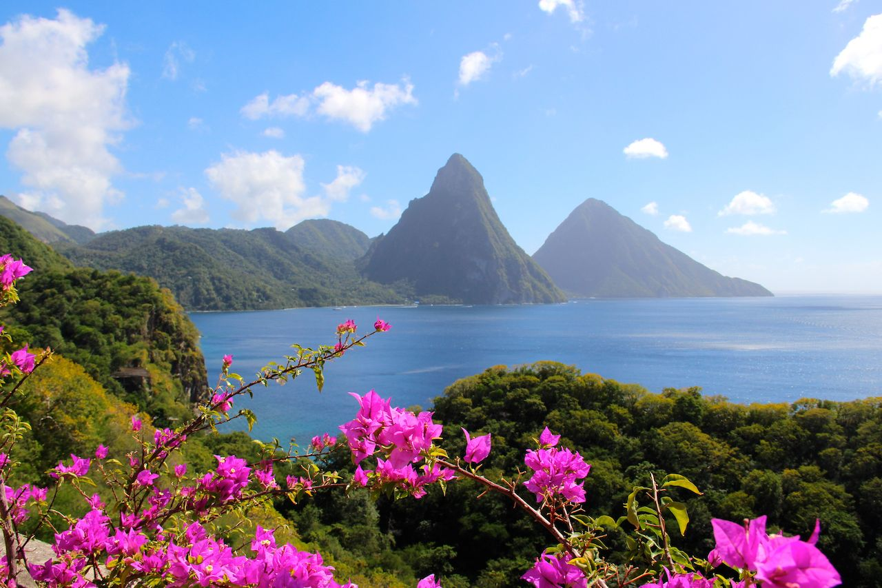 St. Lucia to open to tourists