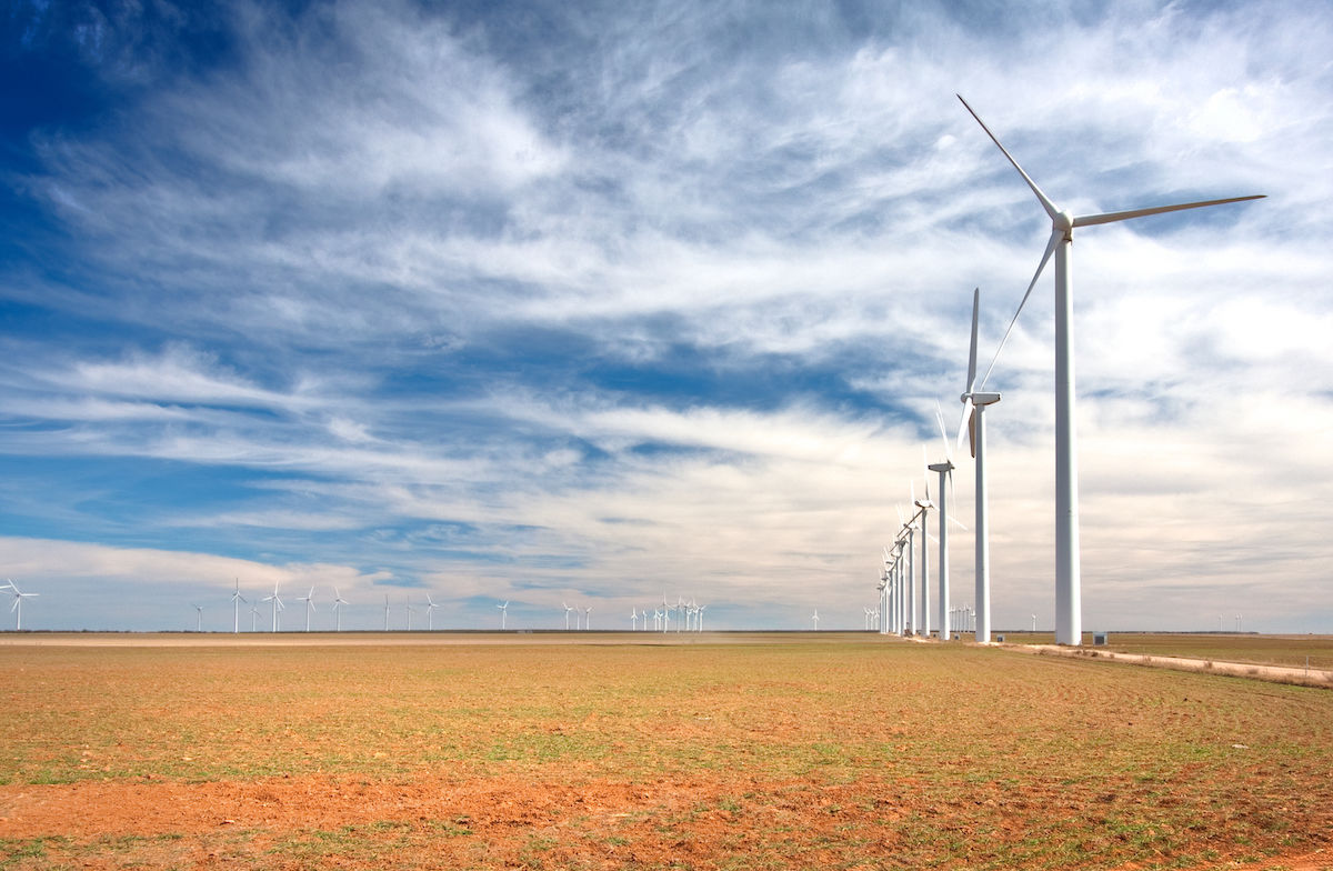 Wind passes coal as Texas power source