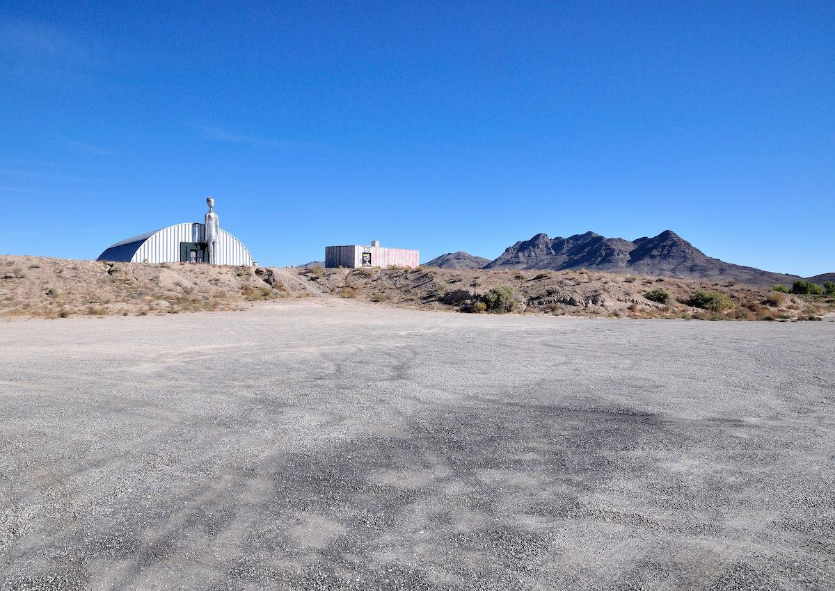 Area 51 landscape