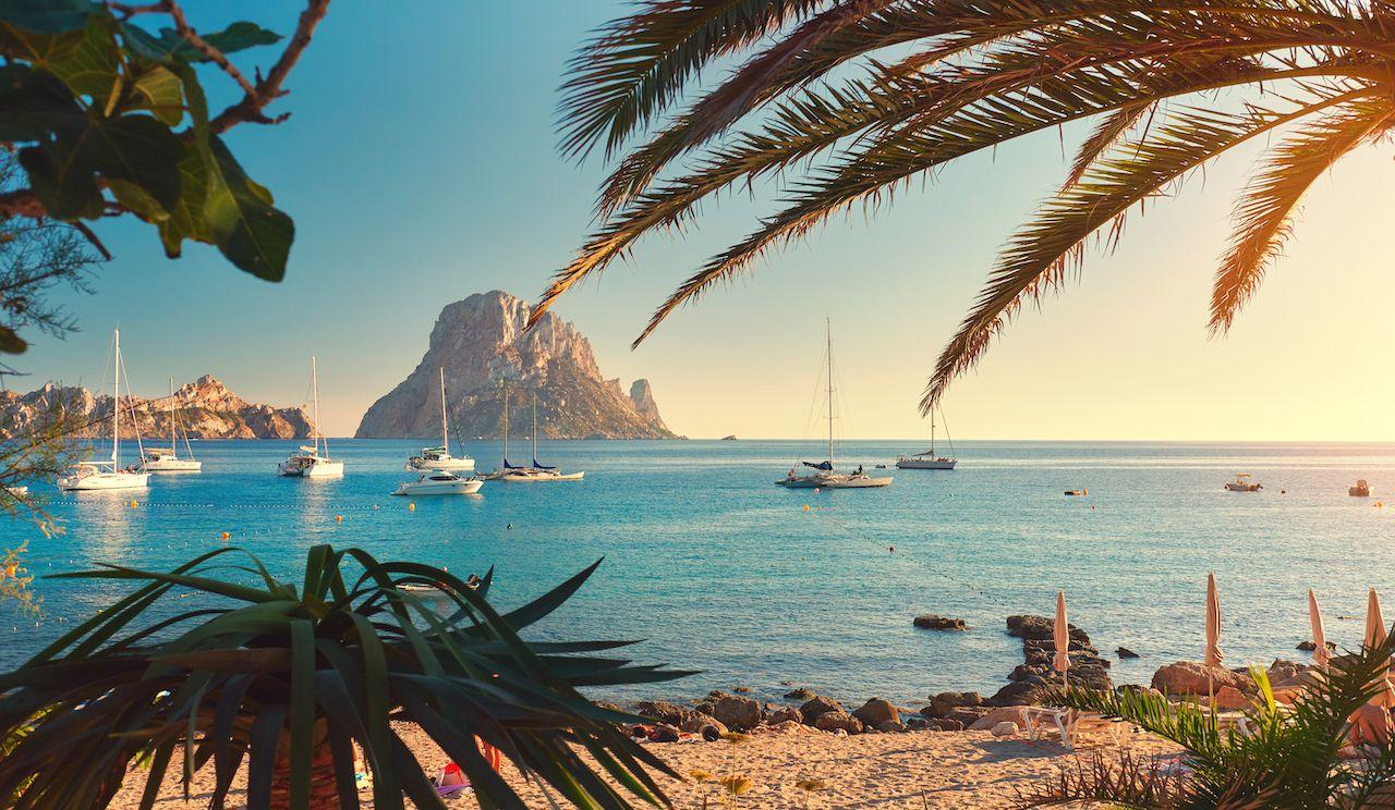 Cala d'Hort beach