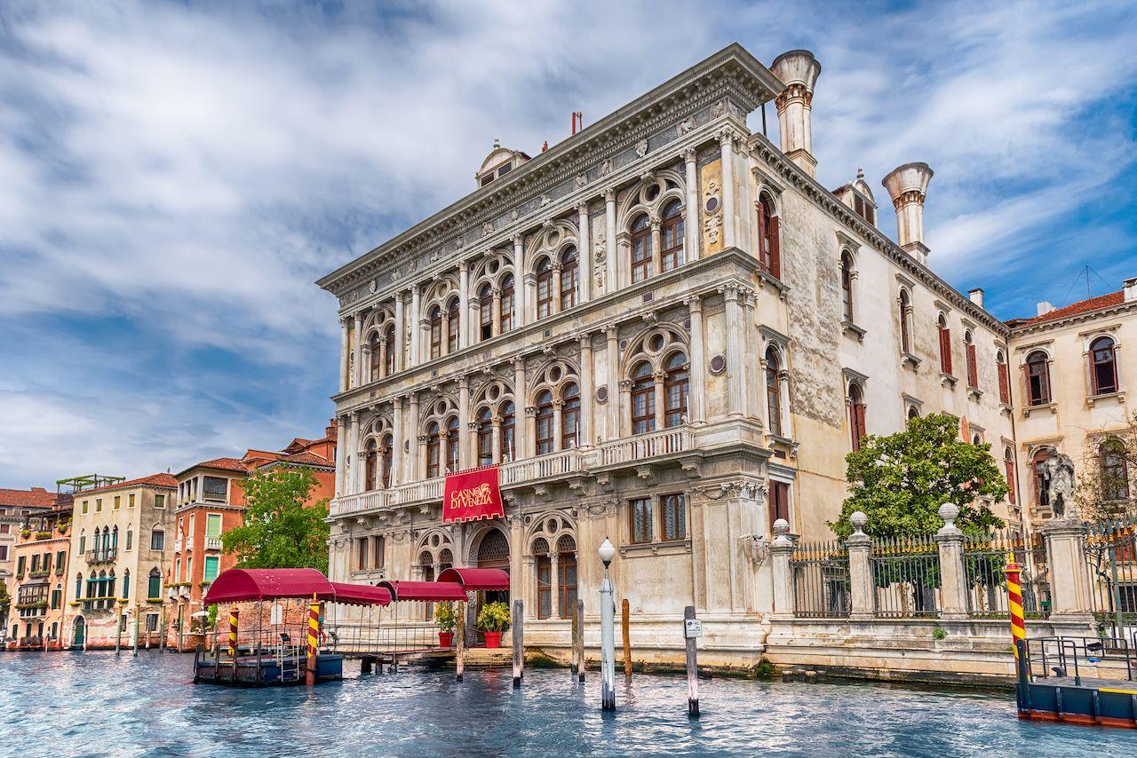 Casino in Venice, Italy