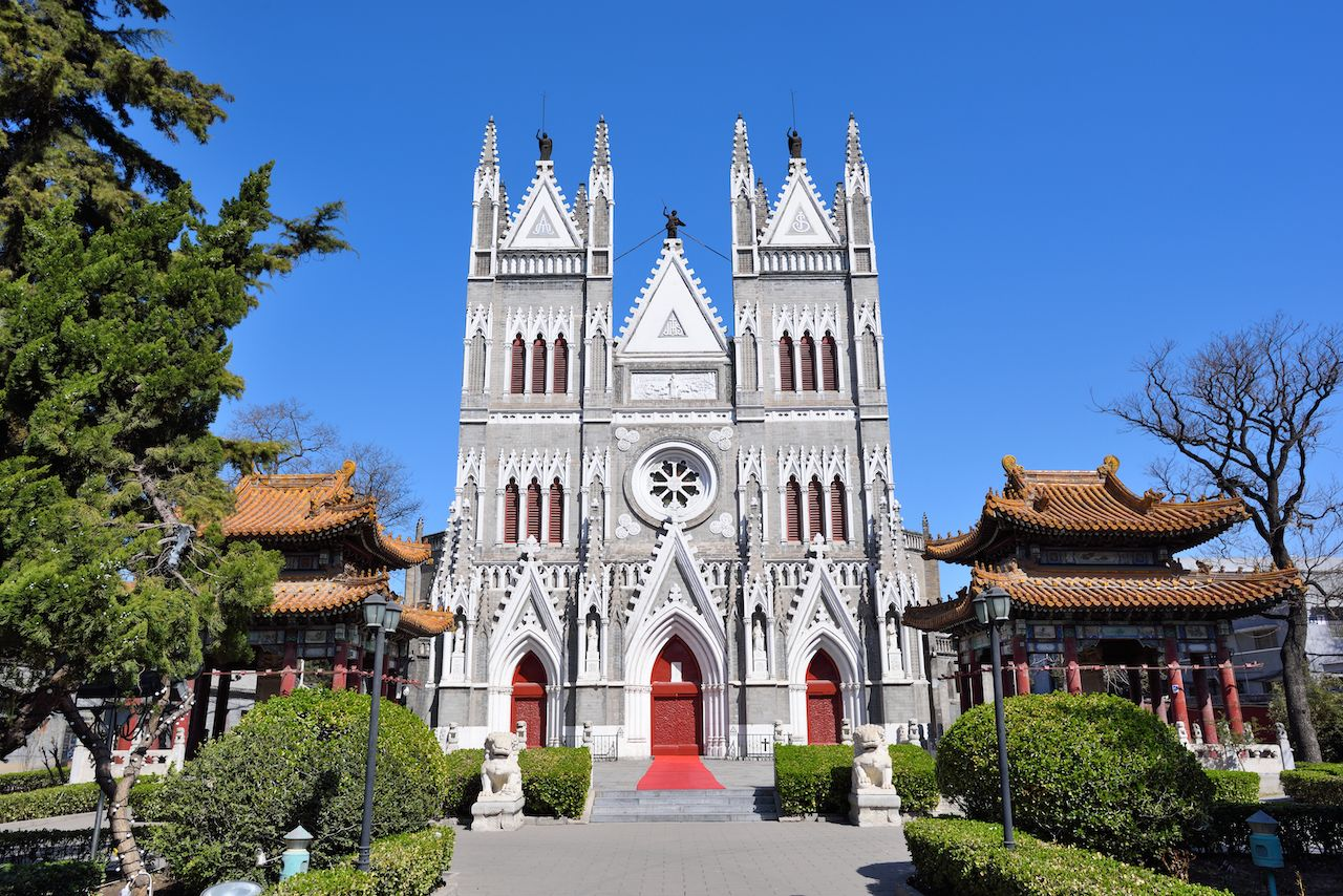 Church of the Saviour, Beijing