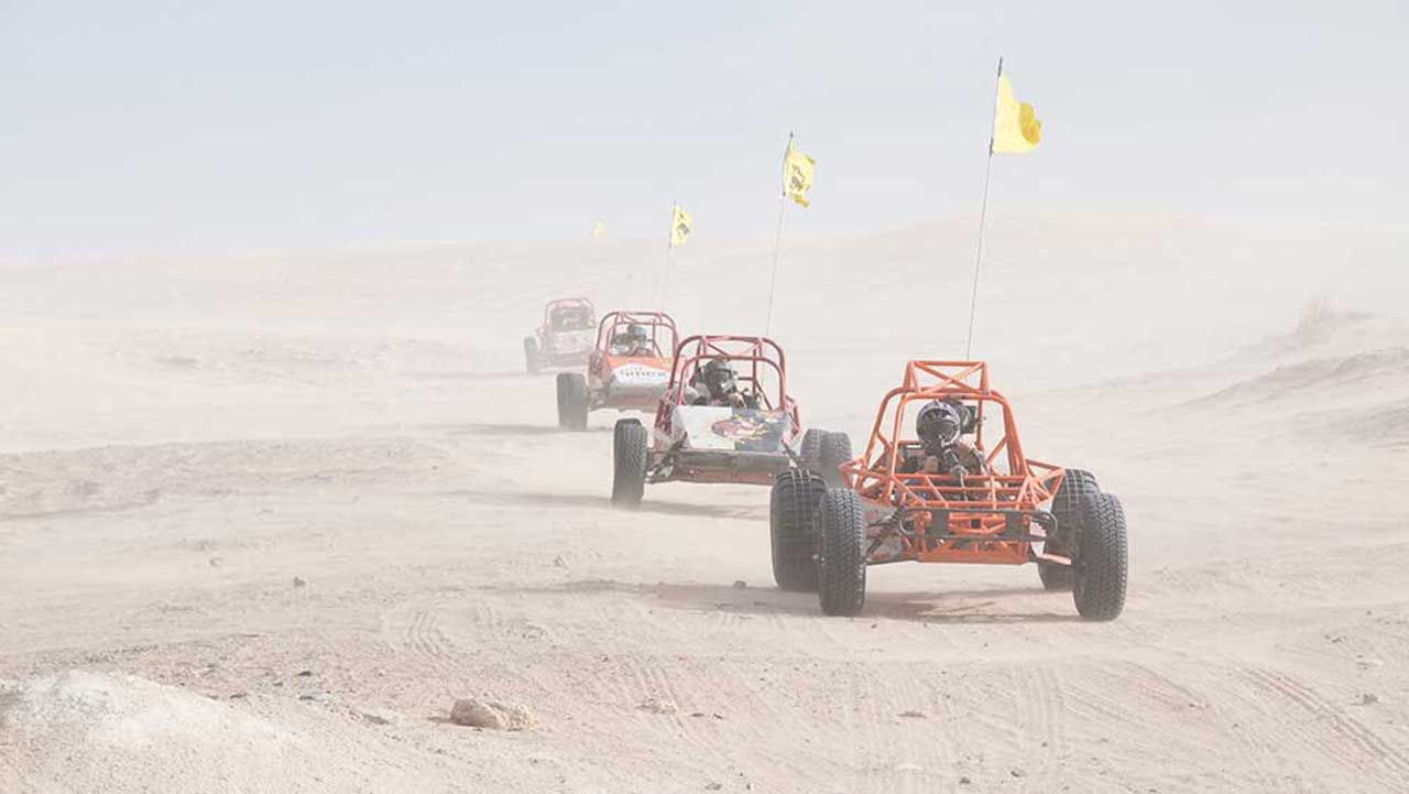 Dune buggies in Las Vegas